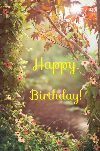 Image result for nature birthday images